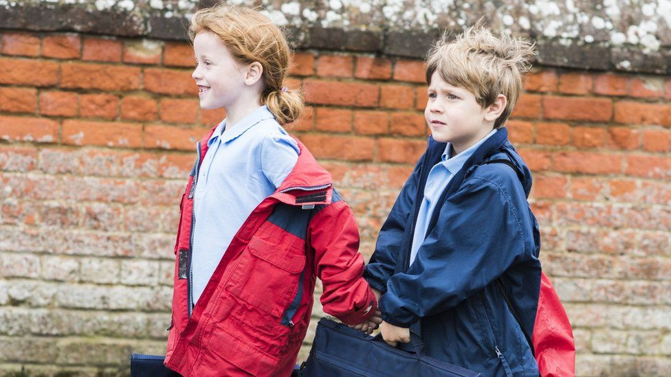 Primary schoolchildren