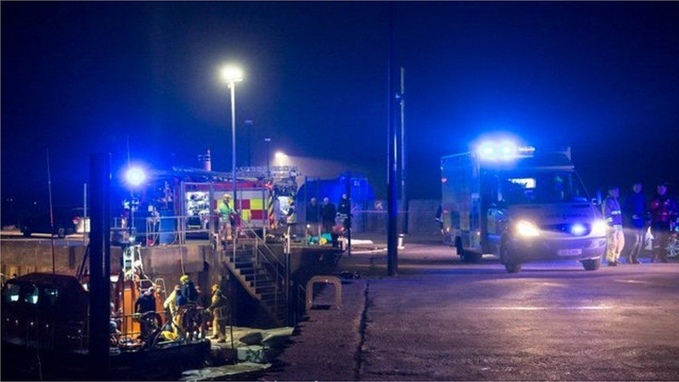 """The Irish Coastguard have launched a major search and rescue operation after what they are describing as a """"tragedy""""."""