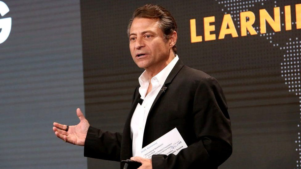 Peter Diamandis, Founder & Executive Chairman, XPRIZE attends the Global Learning XPRIZE Foundation Grand-prize Awards at Google Playa Vista Office on May 15, 2019 in Playa Vista, California.