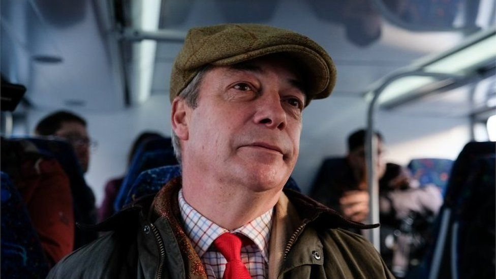 General election 2019: Farage promises Reform Party after Brexit