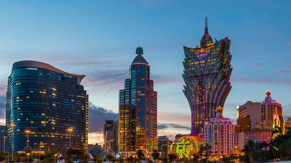 Macau: 14th Richest Countries of the World in 2021