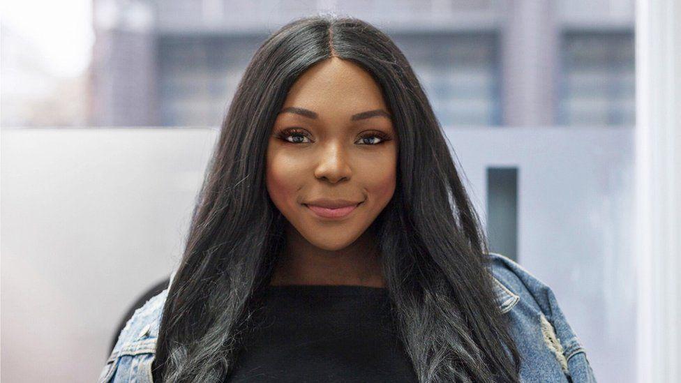 Young entrepreneur Natalie James