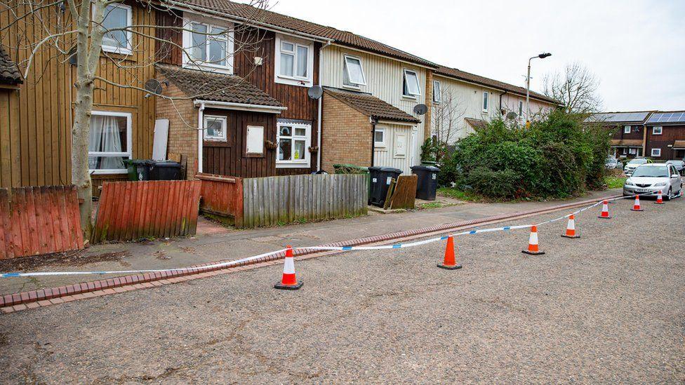 Murder investigation in Orton Goldhay, Peterborough