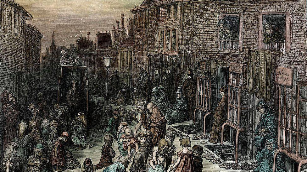 Poor housing 1872