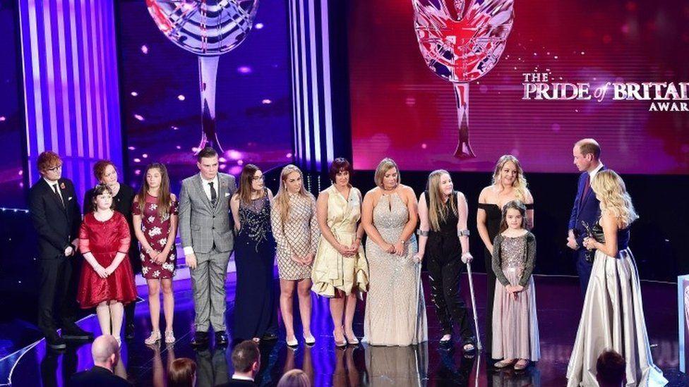Pride of Britain Awards 2017