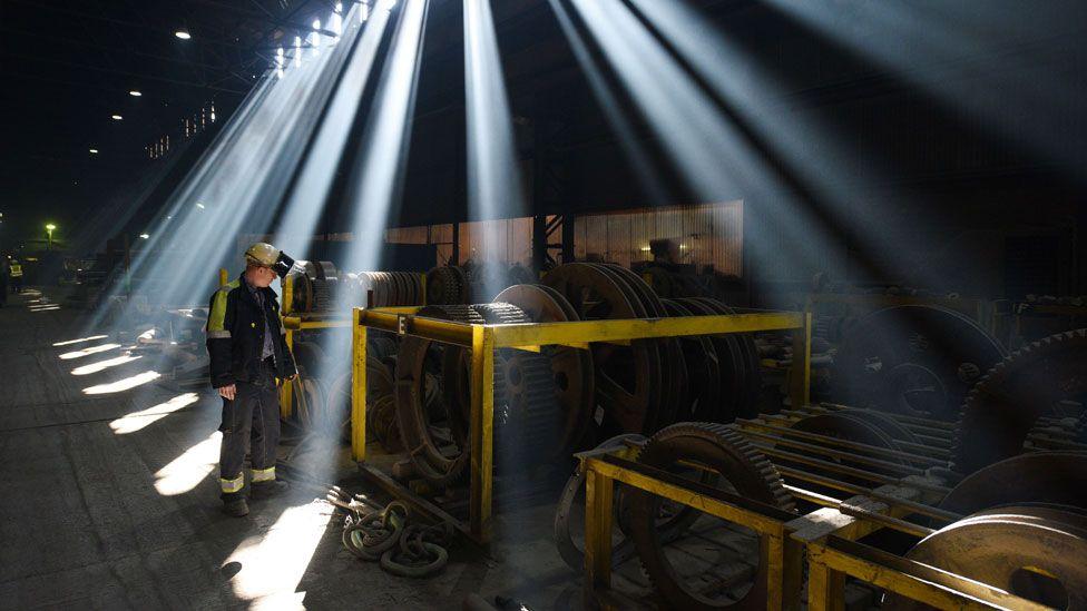 Sheffield steel