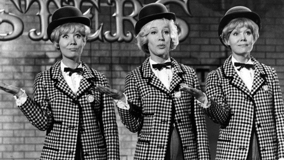 The Beverley Sisters in 1966