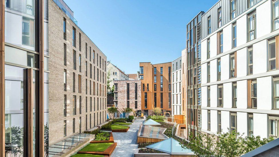 Holyrood North Student Accommodation and Outreach Centre, Edinburgh