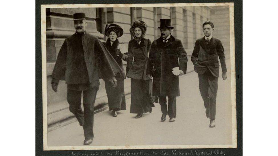 David Lloyd George a Swffragetiaid
