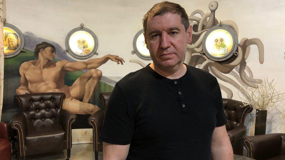 Mikhail Iosilevich created the so-called Flying Spaghetti Monster church in 2016
