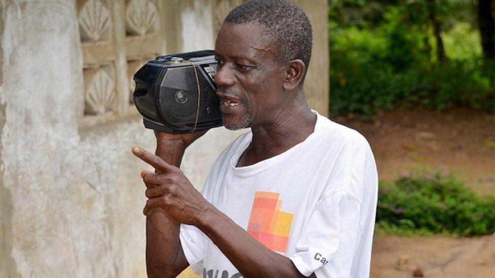 """La radio """"Roots FM"""" fermée au Libéria"""