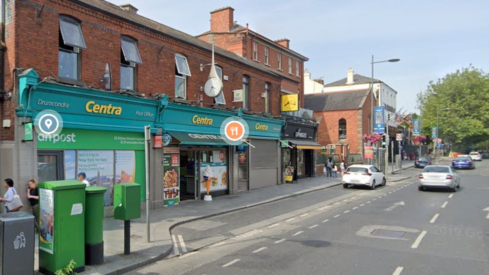 Akram Hussein worked at the Centra shop in Drumcondra