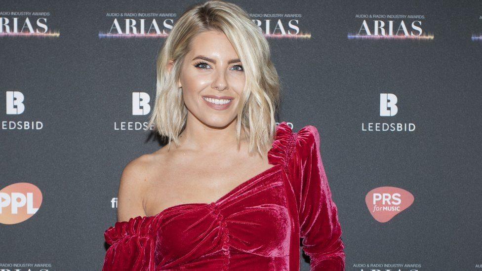 Mollie King: Dyslexia made reading aloud 'scary and intimidating'