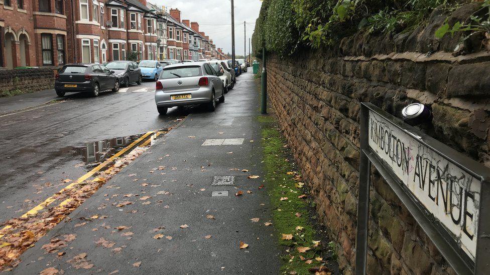 Kimbolton Lane, Nottingham