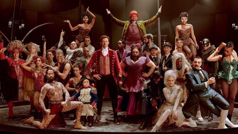 The Greatest Showman film promo