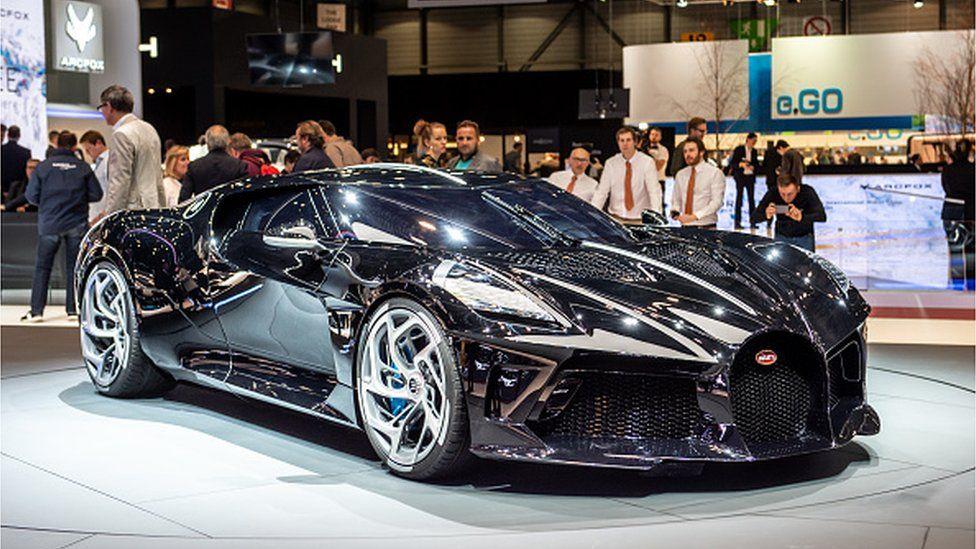 Bugatti's La Voiture Noire