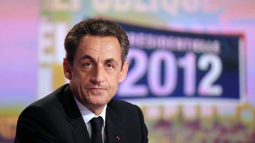 Nicolas Sarkozy, 2012 picture