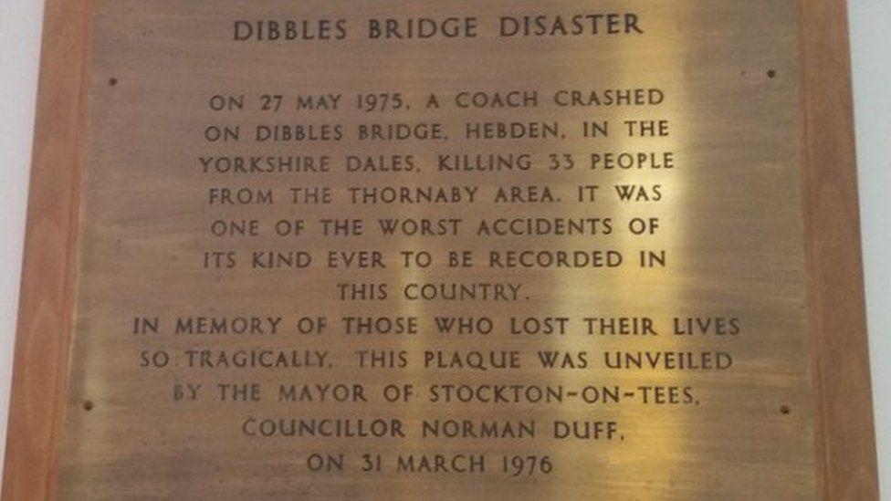 Dibble's Bridge crash