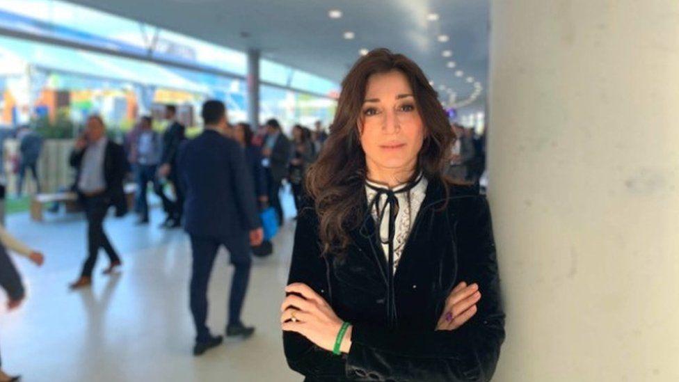 UtterBerry founder Heba Bevan
