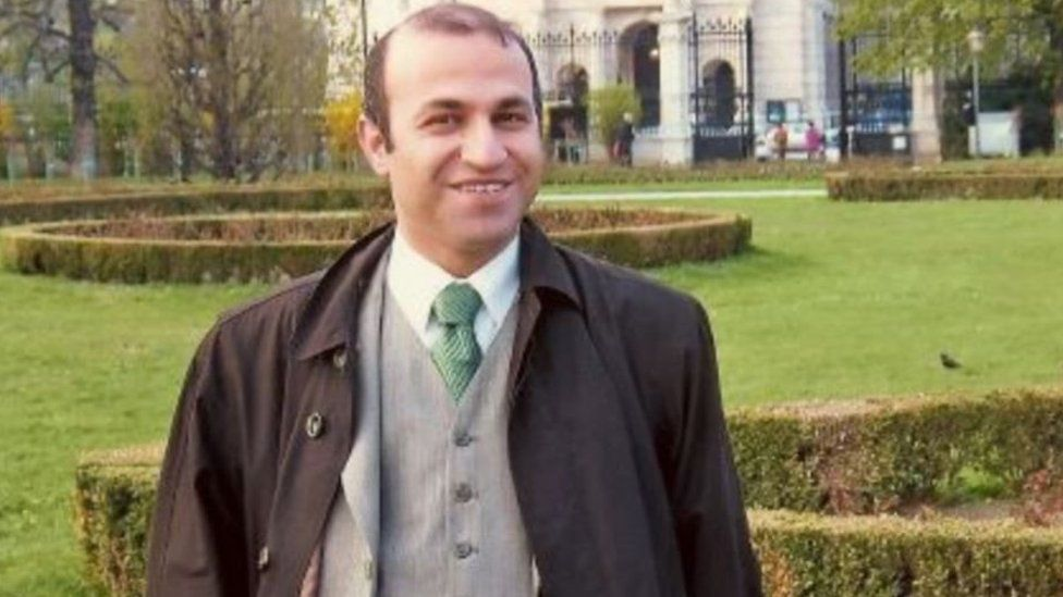 Kamran Ghaderi