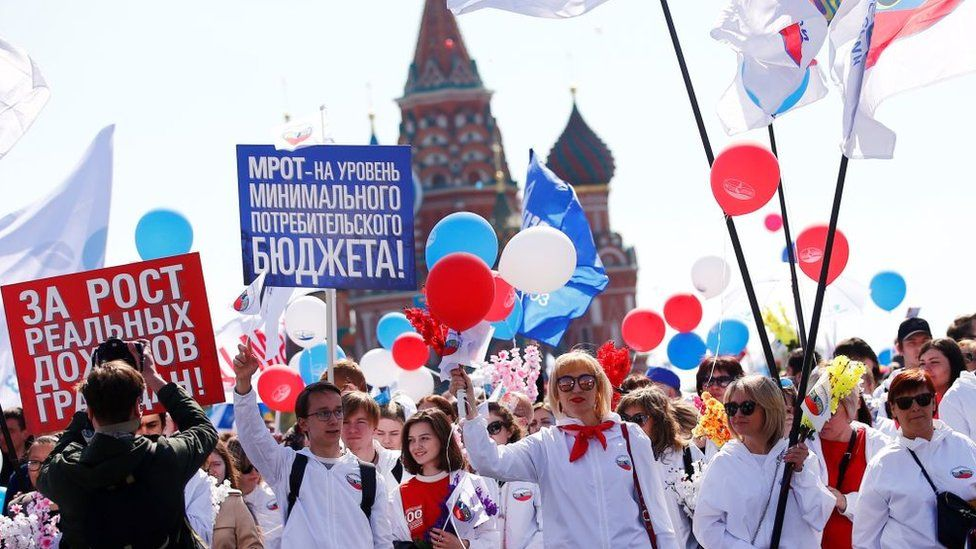 Moskova 1 Mayıs