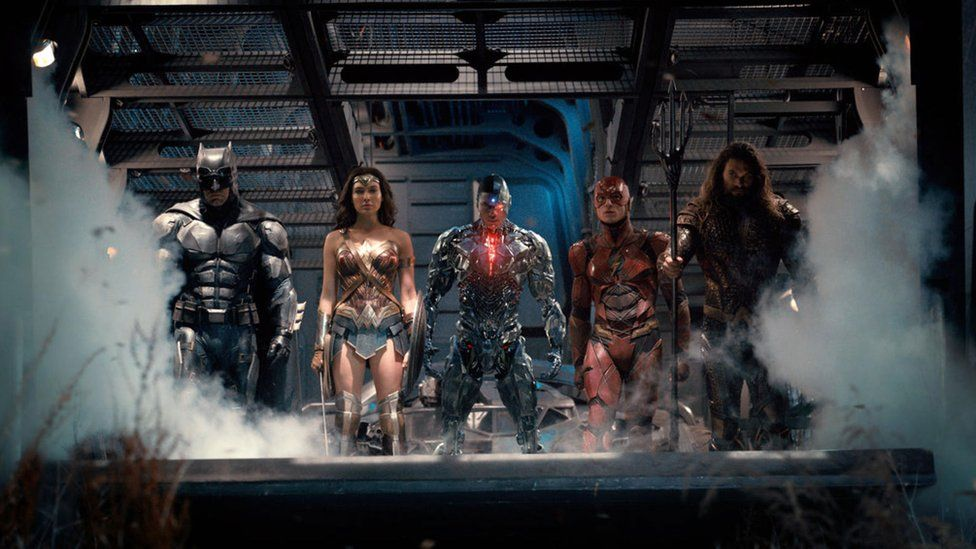 Zack Snyder's Justice League: A 'vindication' of director's vision, say  critics - BBC News