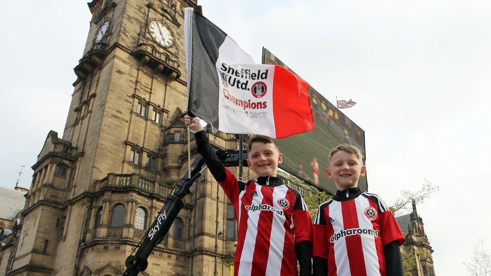 Sheffield United fans