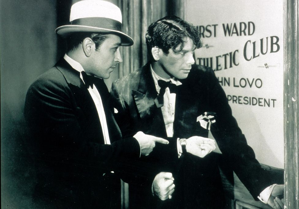 Scene from Scarface (1932)