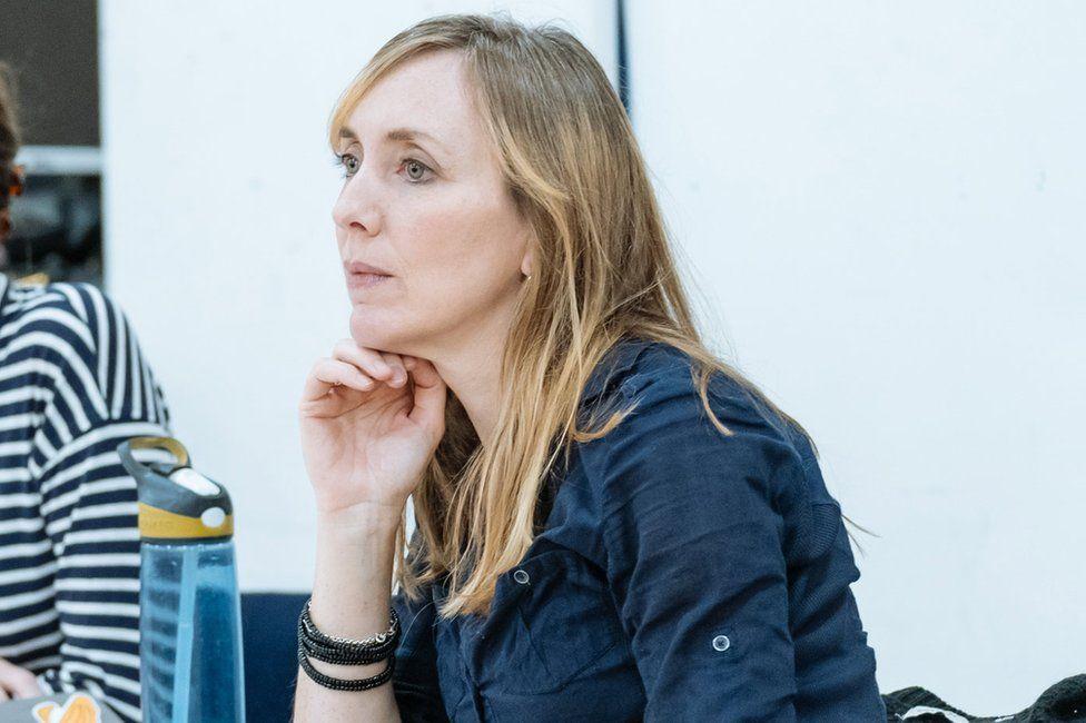 Director Annabelle Comyn