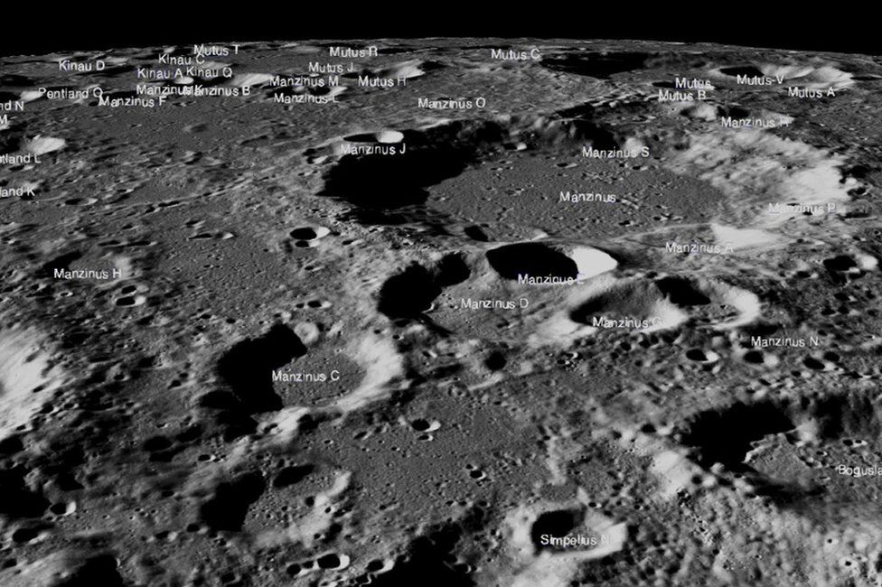 Chandrayaan-2: India Moon probe made 'hard landing', says Nasa