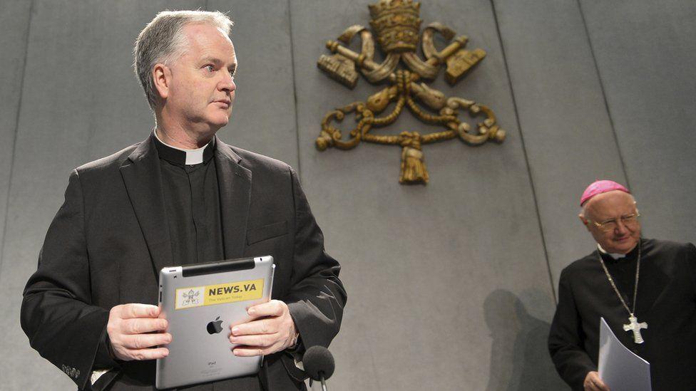 Bishop Paul Tighe