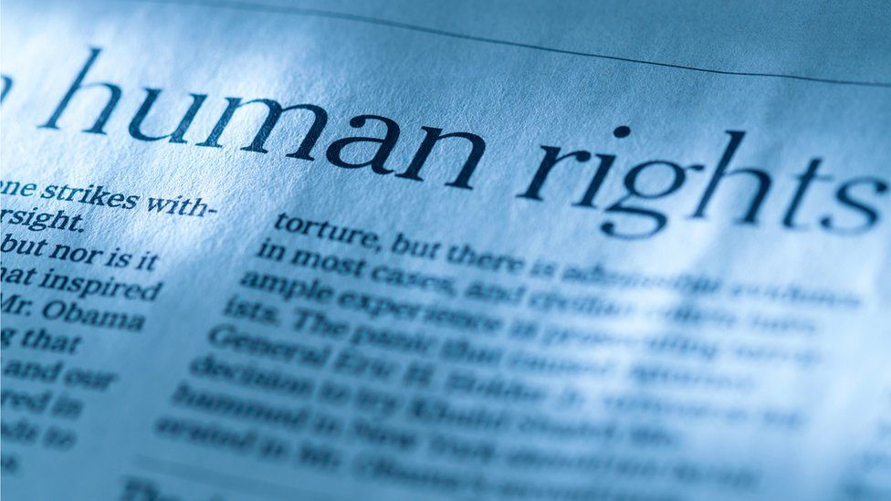 Human rights generic pic
