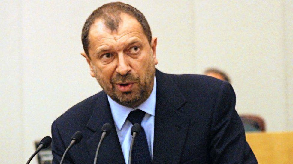 MP Vladislav Reznik speaking in Russian State Duma, June 2003