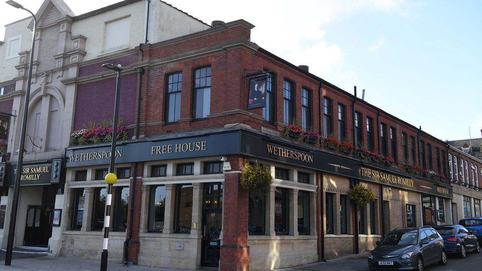The Sir Samuel Romilly pub