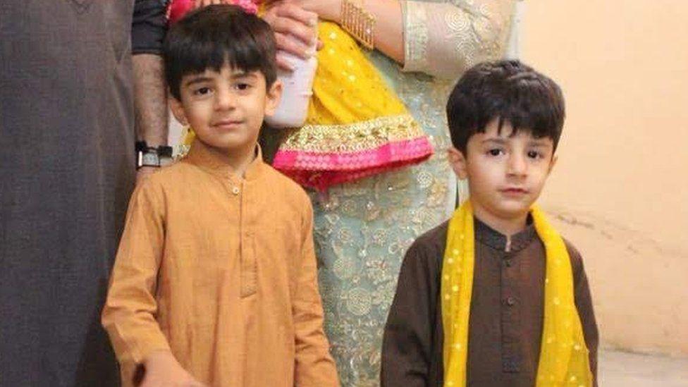 Ashar and Shahryar