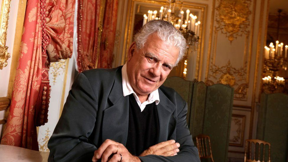 French academic Olivier Duhamel