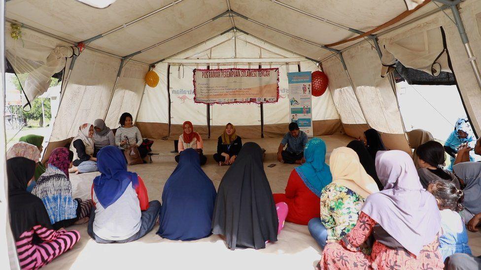 Tenda Ramah Perempuan