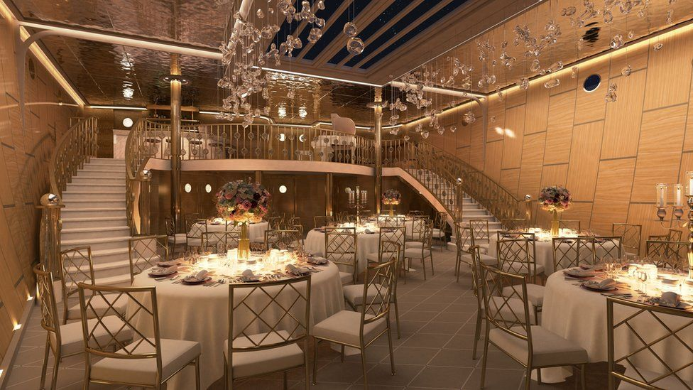 Plans for the Fingal ballroom
