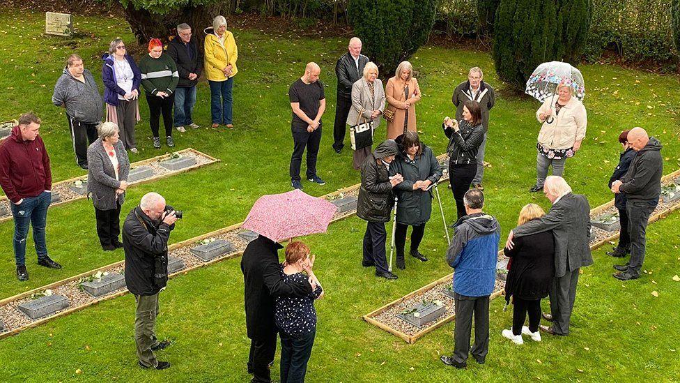 Quarriers ceremony
