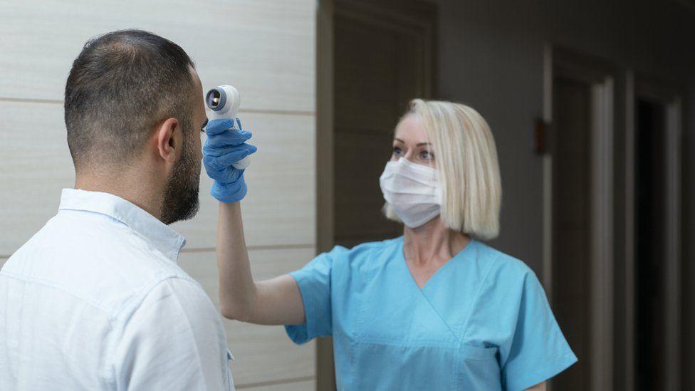 coronavirus testing