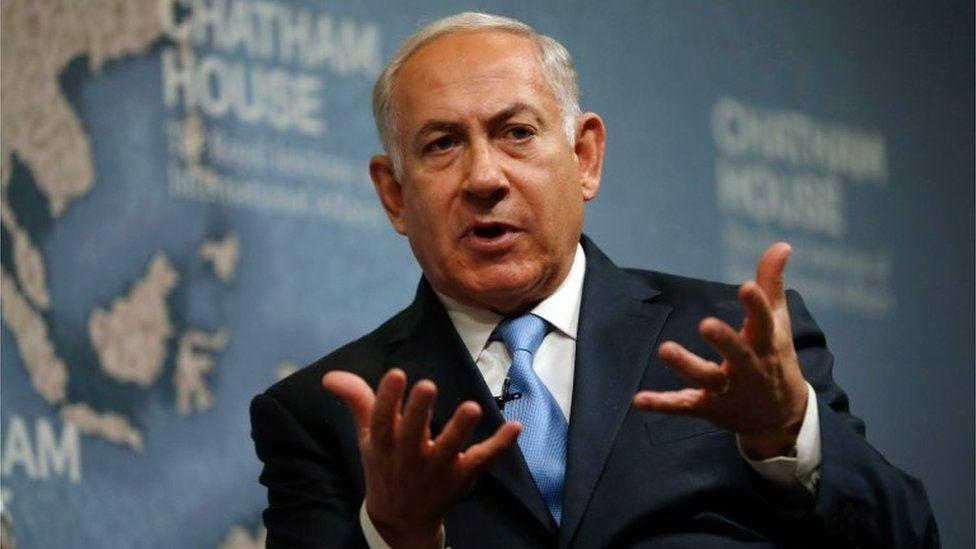 Benjamin Netanyahu (03/11/17)