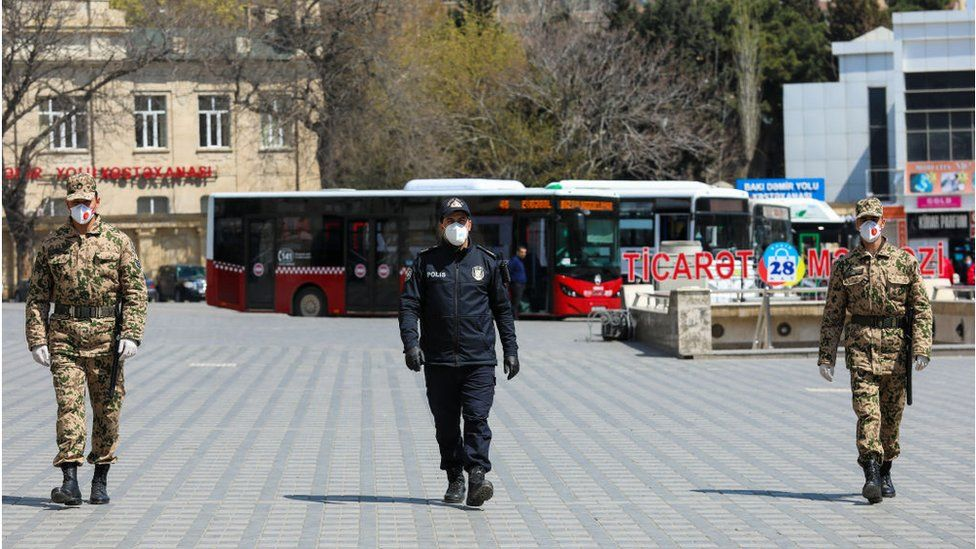 Azərbaycan: koronavirusa yoluxanların sayı 7239, ölənlərin sayı 84-ü keçdi.