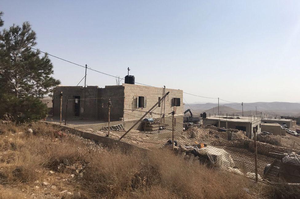 Mai and Khadra's home