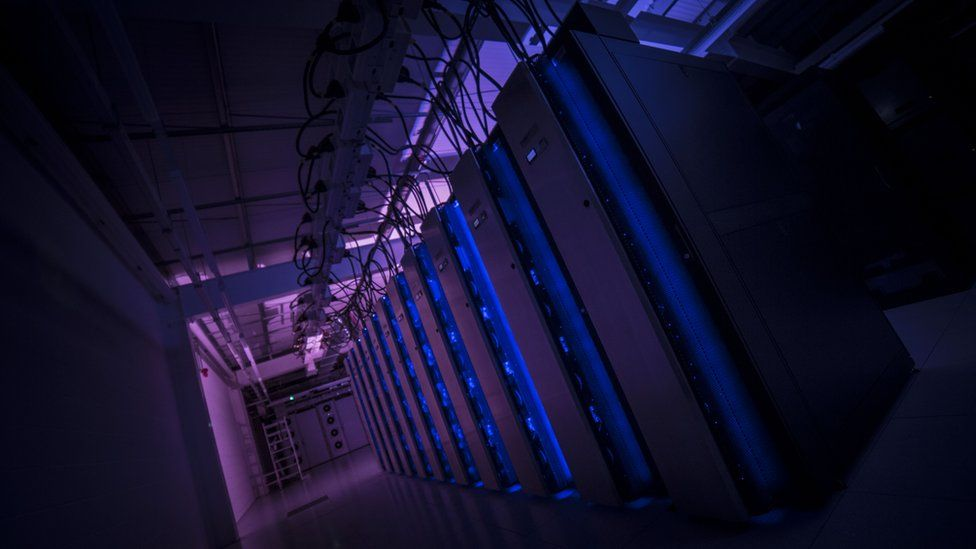 The new supercomputer will be six times more capable than the current one