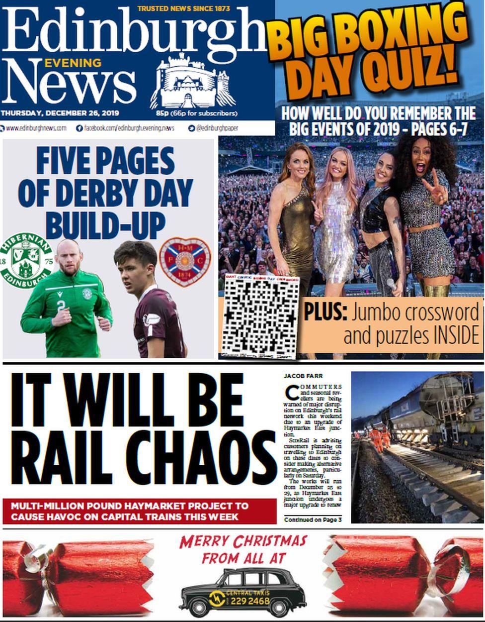 Edinburgh Evening News