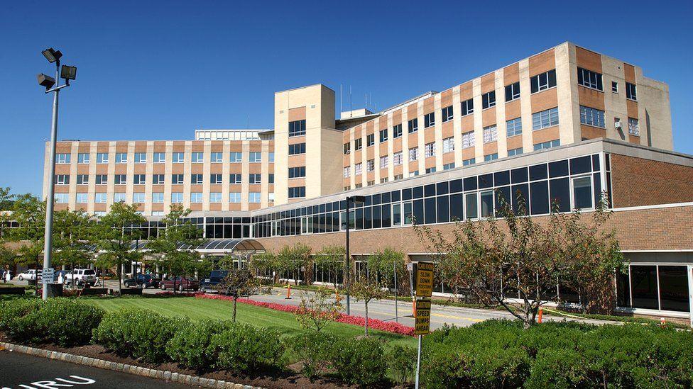 RWJBarnabas Health hospital