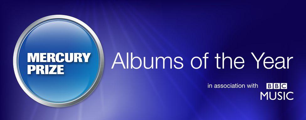 Mercury Prize / BBC Music logo