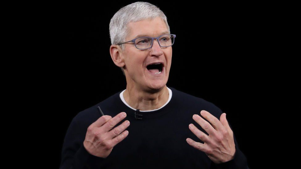Tim Cook warns of Apple product shortages thumbnail