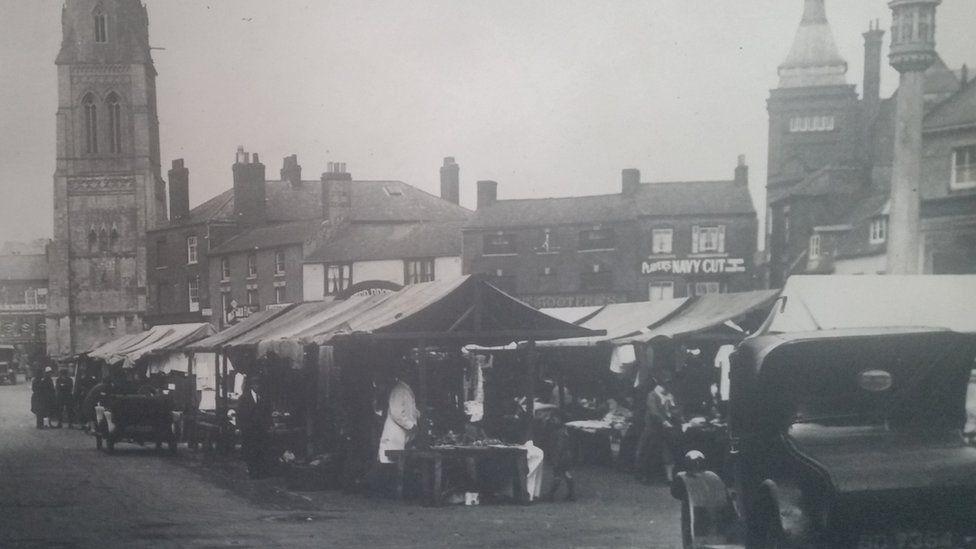 Harborough market