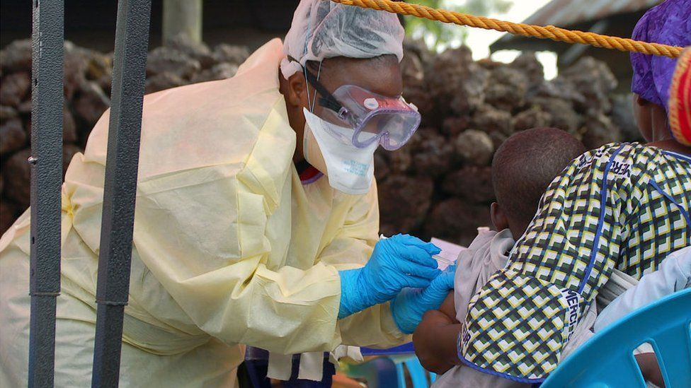 Ebola en RDC : un deuxième vaccin sera distribué en novembre